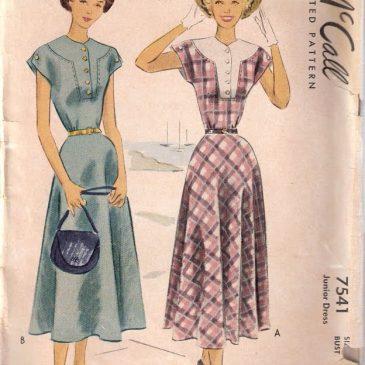 Sew June Goes Sew Retro!