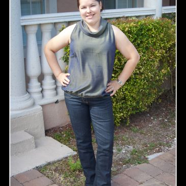 Burda 7726 and What Would Have Been Simplicity 2807