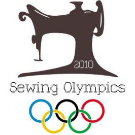 Sewing Olympics Update #1