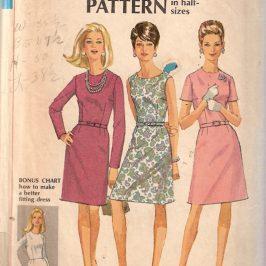 Vintage Pattern Giveaway