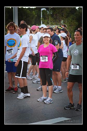Key Largo Bridge Run 2010
