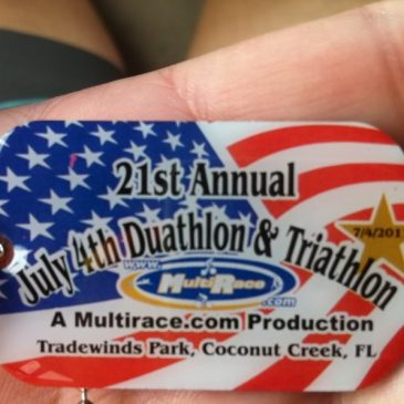 21st Annual Independence Day Duathlon