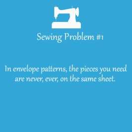 Sewing Problems