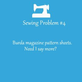 Sewing Problem #4