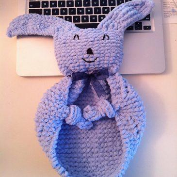 Bunny Blanket Buddy