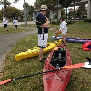 Gables Waterways Kayaking
