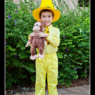 Halloween 2013: The Man with the Yellow Hat