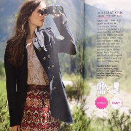 Burda Style US Edition.  Premier Issue Review