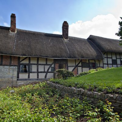 Anna Hathaway's cottage.