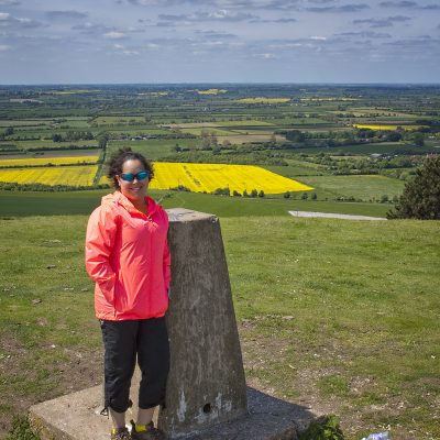 At Ivinghoe Beacon