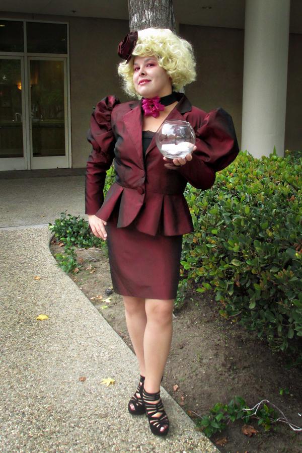 Effie Trinket, Costume College 2014