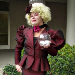 Welcome, Welcome: The Effie Trinket Reaping Costume