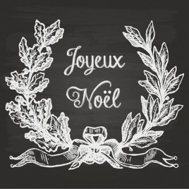 Joyeux Noël – Downloadable Print