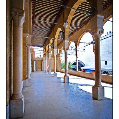 Al-Zaytuna Mosque, Tunis, Tunisia