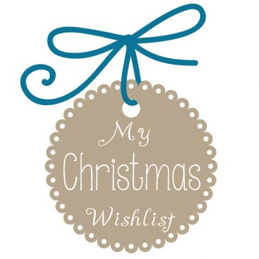 Dear Santa, I've Been Good This Year: Christmas Wishlist
