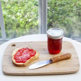 Strawberry Jam and Strawberry Vanilla Jam Variation
