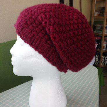 Knitting: Falan Hat and Weekender Beret