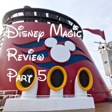 Disney Magic Review Part 5 – Kids Clubs and Character Appearances