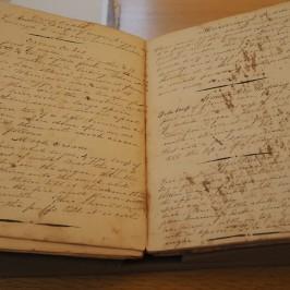 Of  a Historian and Manuscripts