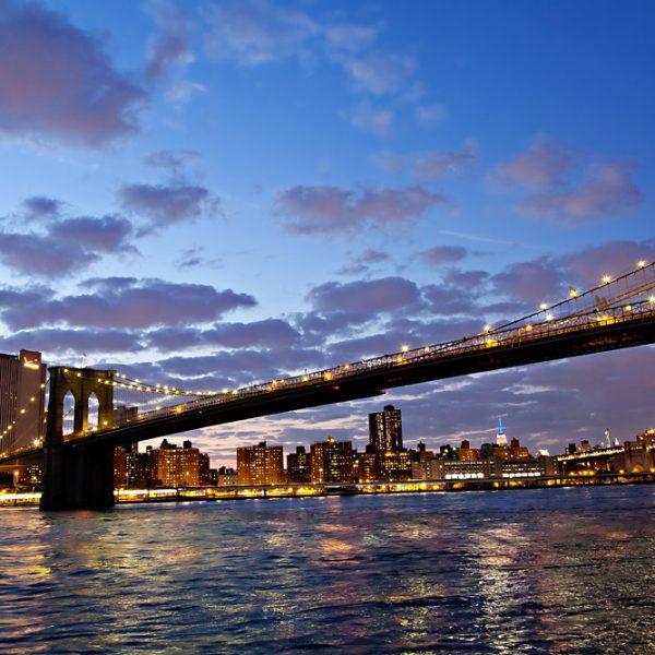 Brooklyn Bridge. Shot with Canon EOS 5D mkii