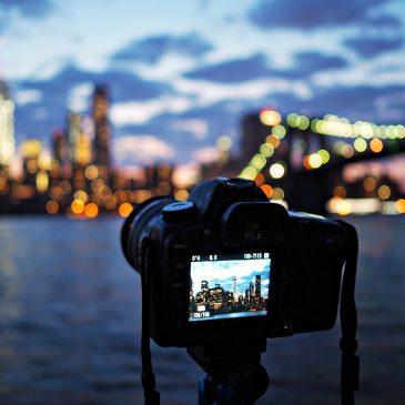 Manhattan from the Brooklyn Bridge Park