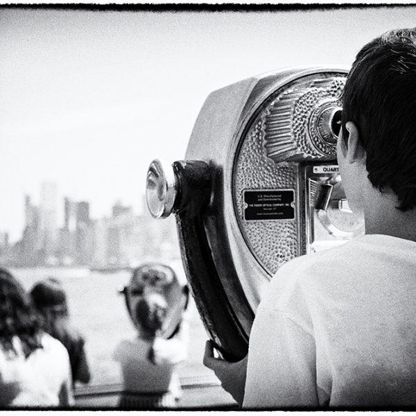 Looking at Manhattan