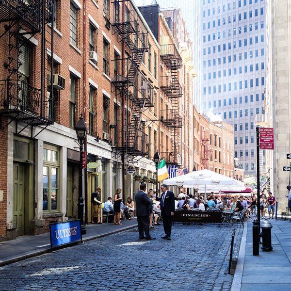 Stone Street, Financial District