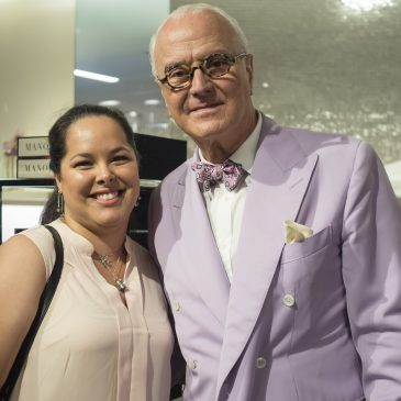 The One Where I Meet Manolo Blahnik