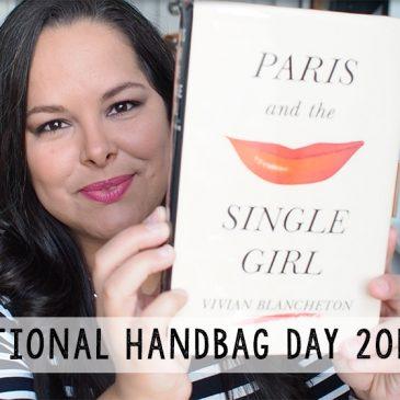 National Handbag Day 2015