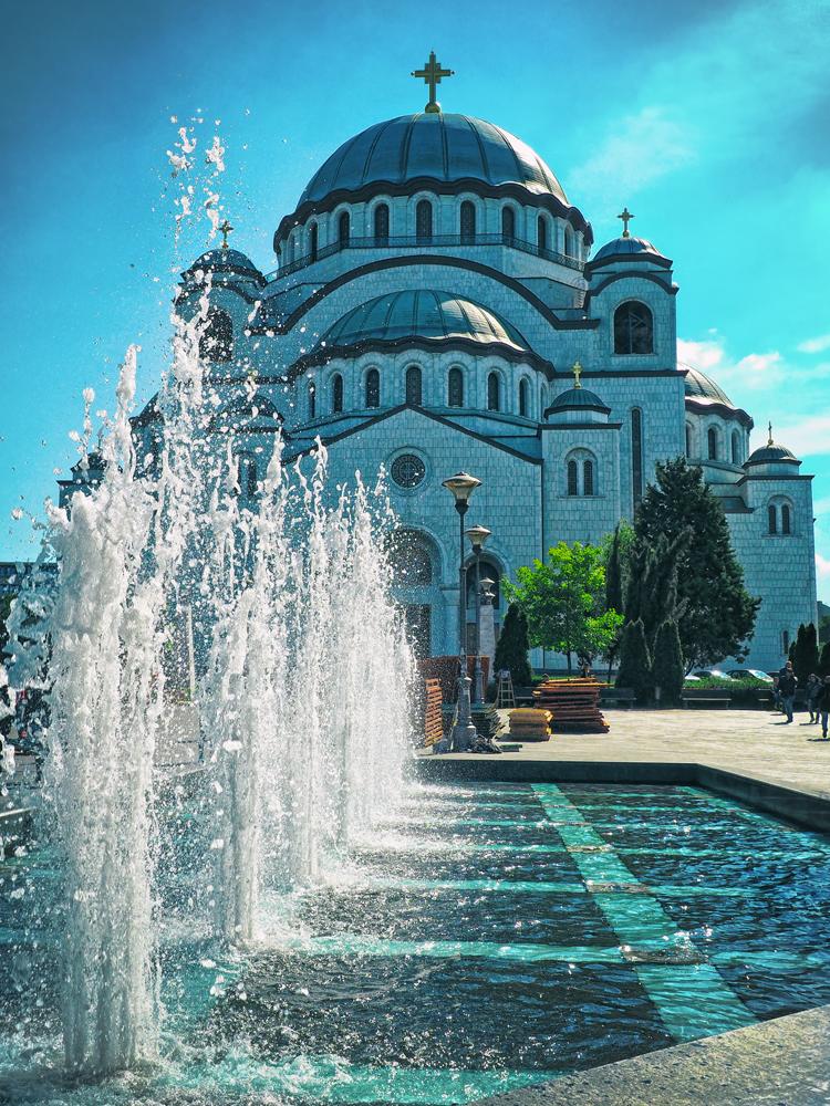 Sveti Sava Temple
