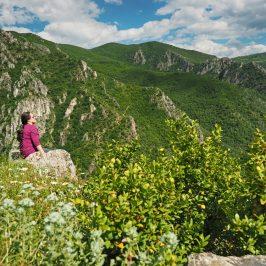 Hiking Around Matka Canyon, Macedonia