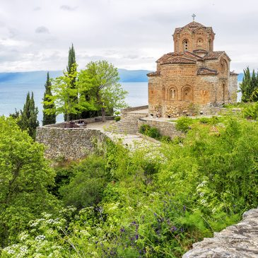 A Short Stay in Ohrid, Macedonia