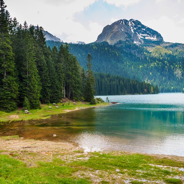 Black Lake, Durmitor National Park