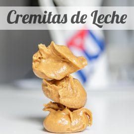 Cremitas de Leche, or Cuban Milk Cream Sweets