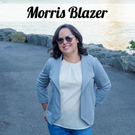 Sewing: Grainline Studio Morris Blazer and Graduate School Musings