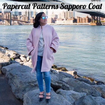 Papercut Patterns: Sapporo Coat