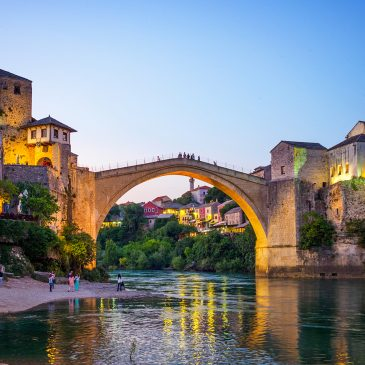 A Photo Tour of Mostar, Bosnia and Herzegovina