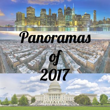 Panoramas of 2017