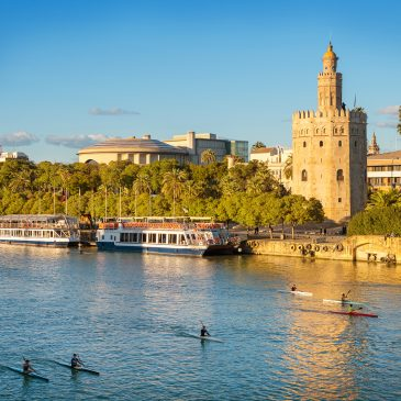 8 Best Photography Spots in Seville
