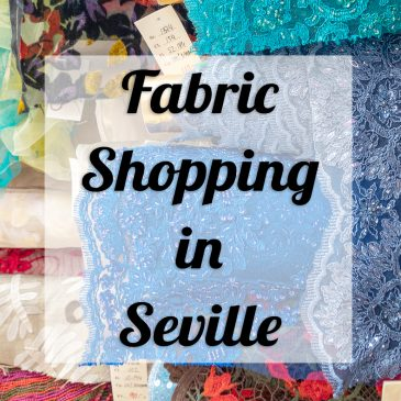 Fabric Shopping in Seville's City Center