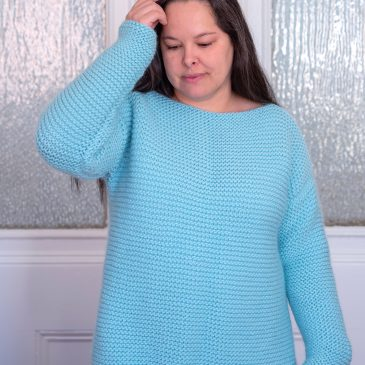 We Are Knitters Weekend Sweater