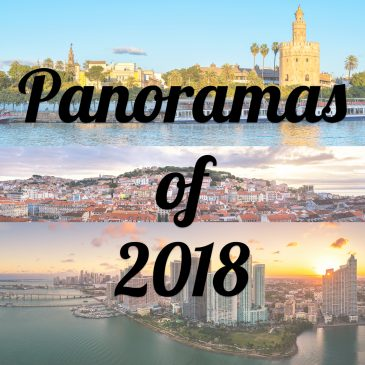 Panoramas of 2018