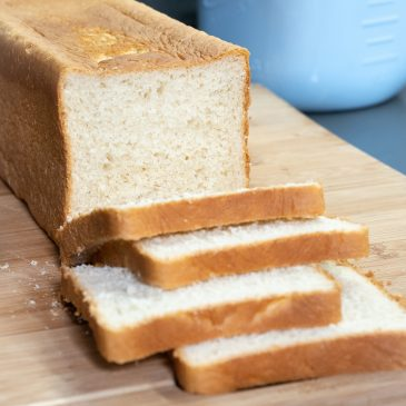 The Bread Bible's Pullman Loaf and what NOT to do.